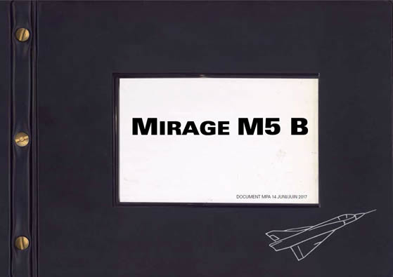 Mirage MB5 - Belgian Air Force Association