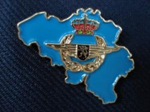 Pin - Belgian Air Force Association