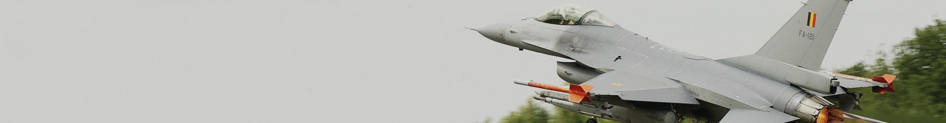 Header contact - Belgian Air Force Association