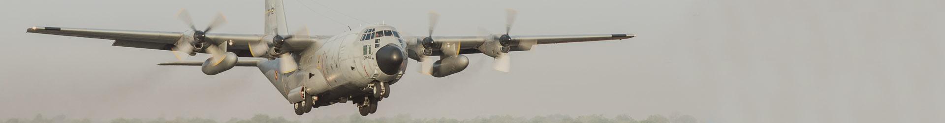 Header lid worden - Belgian Air Force Association
