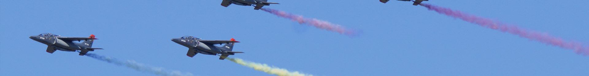 Header links - Belgian Air Force Association
