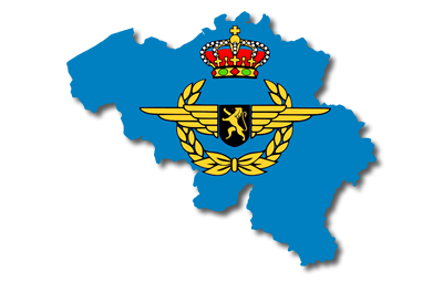 Logo - Belgian Air Force Association