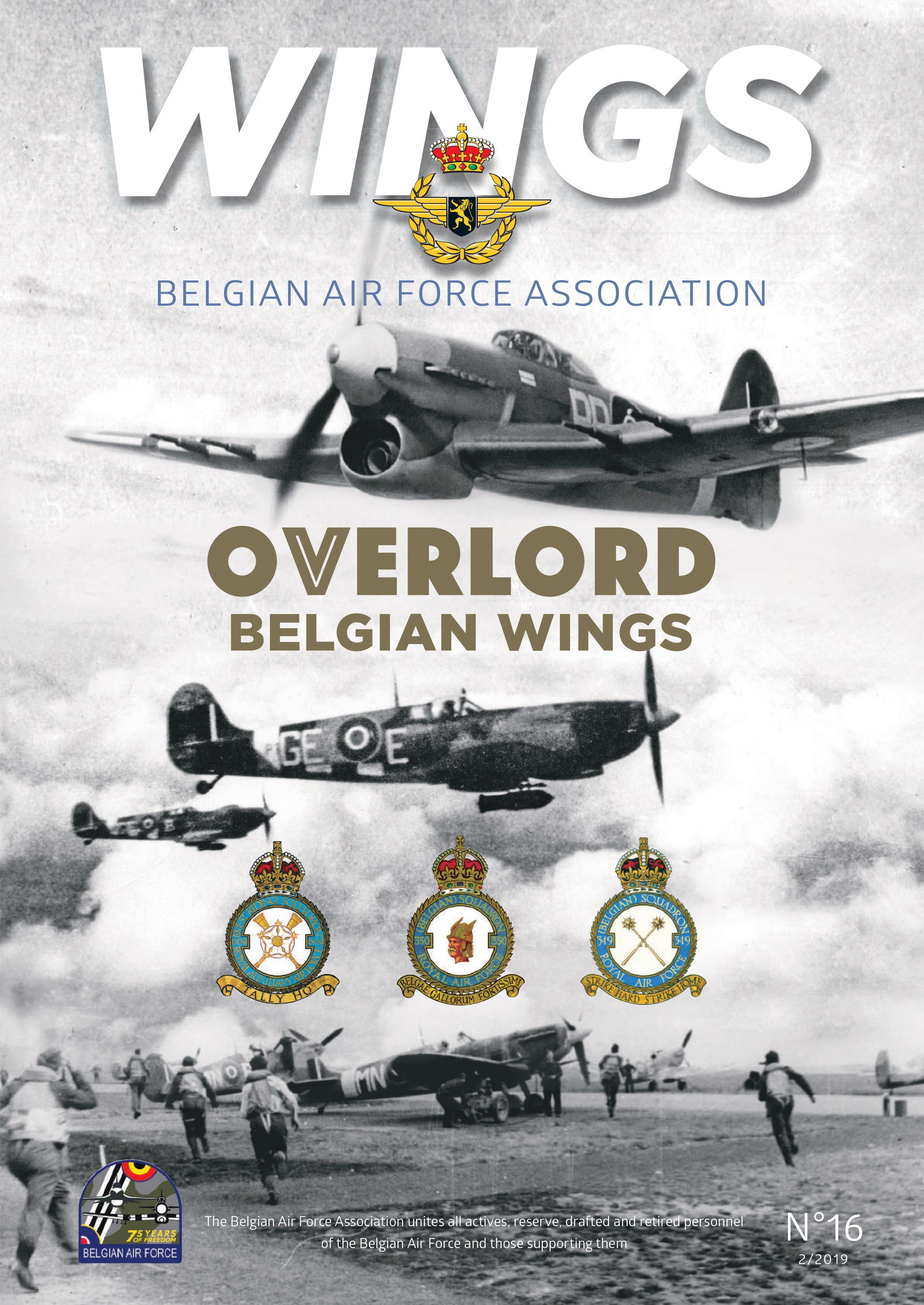 Wings 16 - Belgian Air Force Association